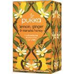 Pukka Tea 20 bags - Lemon, Ginger & Manuka Honey
