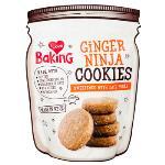 I Love Baking Cookies 185g - Ginger Ninja