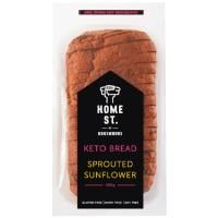 Home St. Sprouted Sunflower Paleo Bread 430g - Sunflower