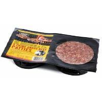 Al Brown & Co Prime Angus Burger Patties 6 Pack