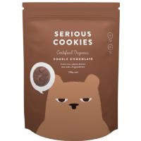 Serious Cookies 170g - Chewy Double Chocolate