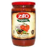 Zito Pasta Sauce 690g - Puttanesca Sicilian Olive & Caper