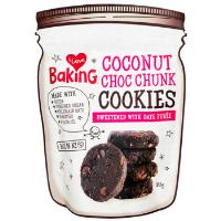 I Love Baking Cookies 185g - Coconut Choc Chunk