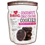 I Love Baking Cookies 185g - Coconut Choc Chunk