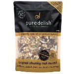 Pure Delish Muesli 500g - Original Chunky Nut