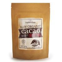 Natava Superfoods 100% Raw Organic Cacao Butter 250g - Original