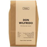 Peoples Coffee Espresso Grind 200g - Don Wilfredo