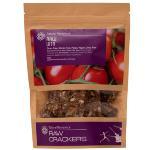Natural Abundance Raw Crackers 100g - Raw Vita