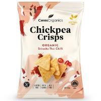 Ceres Organic Chickpea Crisps 100g - Sriracha Thai Chilli