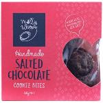 Molly Woppy Cookie Bites 140g - Salted Chocolate