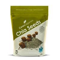 Ceres Organics Black Chia Seeds 400g - Black