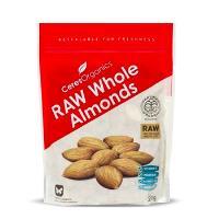 Ceres Organics Whole Natural Almonds 250g - Original