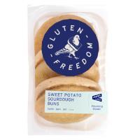Gluten Freedom Sweet Potato Sourdough buns 300g - Sweet Potato