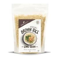 Ceres Organics Brown Rice 500g - Long Grain