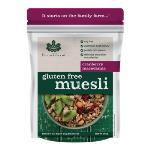 Brookfarm Gluten Free Muesli 350g - Macadamia & Cranberry Muesli