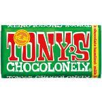 Tony's Chocolonely Blocks 180g - Milk Chocolate Hazelnut