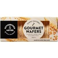 Rutherford & Meyer Gourmet Wafers 60g - Simply Natural
