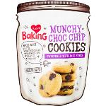 I Love Baking Cookies 185g - Munchy Choc Chip