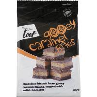Loaf Mini Bites 120g - Gooey Caramel