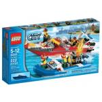 LEGO City Fire Boat 60005