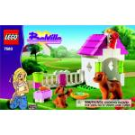 LEGO Belville Playful Puppies 7583