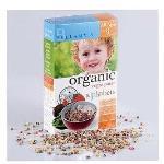 Bellamy\'s Organic Vegie Pasta Alphabets