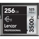 Lexar Pro CFast 256GB 525MB/s 3500