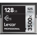 Lexar Pro CFast 128GB 525MB/s 3500