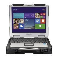 Panasonic Toughbook CF-31 Mk5 Core i5-5300U 500GB 13.3in