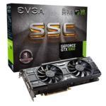 EVGA GeForce GTX 1060 SSC Gaming ACX 3.0 6GB GDDR5