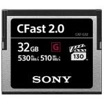 Sony CATG32 32GB G Series CFast 2.0