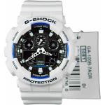 Casio Mens G-Shock White Resin Quartz Watch