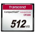 Transcend Compact Flash CF220I 512MB