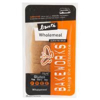 Bakeworks Liberte Gluten Free Bread Wholemeal Sliced Loaf 510g
