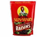 Sun-Maid Raisins Seedless 1kg