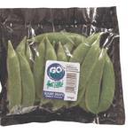 Fresh Produce Snow Peas Sugar Snap prepacked 100g