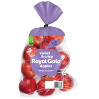 Apples Royal Gala bag 1.5kg