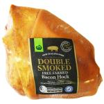 Countdown Bacon Hocks Double Smoked per 1kg