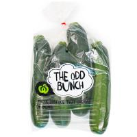Fresh Produce The Odd Bunch Courgettes prepacked 1kg