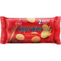 Griffin's Biscuits Superwine Twin Pack 500g