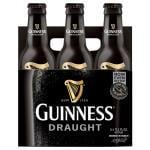 Guinness Draught Beer 1980ml (330ml x 6pk)