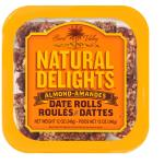 Natural Delights Snack Dates Snack Mix Coconut 340g