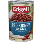 Edgell Beans Red Kidney 400g