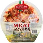 Romano's Meatlovers Pizza Bbq 400g