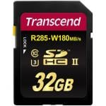 Transcend Ultimate UHS-II SDHC Class 10 32GB