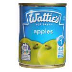 Wattie's Stage 1 Baby Food Apples 120g
