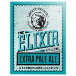 Liberty Brewing Co Craft Beer Elixir Bright Ale 330ml bottles 6pk