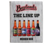 Baylands Brewery The Line Up Craft Beer Mixed 330ml bottles 6pk