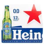 Heineken Lager 0% Alcohol 330ml bottles 12pk