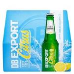 DB Export Low Alcohol Beer Citrus 330ml bottles 12pk